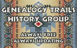 Genealogy Trails logo