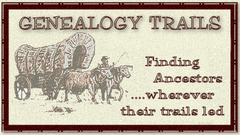 Welcome to Genealogy Trails